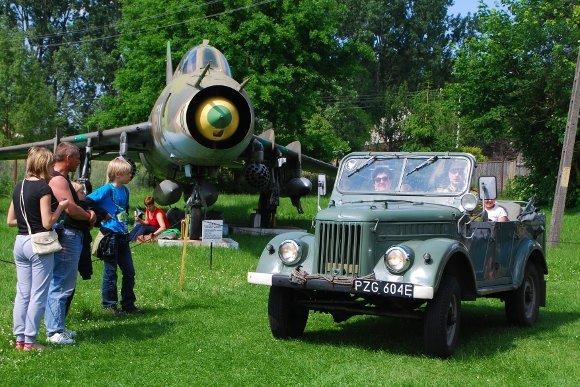 מוזיאון להיסטוריה צבאית ב -Swidnica - Lubuskie