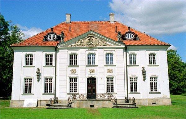 מוזיאון -הארמון בChoroszcz - Podlaskie