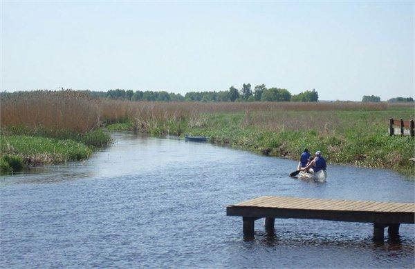 השכרת קיאקים וטיולי מים ב Ranczo Jaglowo - Podlaskie