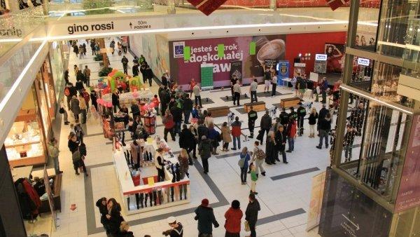 מרכז קניות Torun Plaza