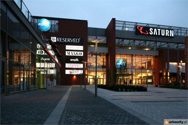מרכז קניות Focus Mall