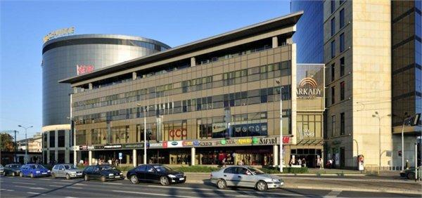 מרכז קניות Arkady Wroclawskie בורוצלב
