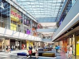 מרכז קניות Pasaz Grunwaldzki בורוצלב