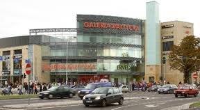 מרכז קניות Galeria Baltycka בגדנסק