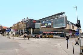 מרכז קניות  Manhattan Gdansk
