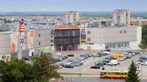 מרכז קניות Nowy Swiat