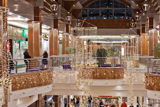 מרכז קניות Poznan Plaza