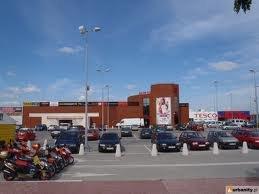 מרכז קניות Galeria Panorama בפוזנן