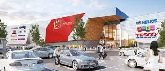 מרכז קניות Franowo בפוזנן