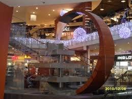 מרכז קניות Aura Centrum ב- Olsztyn