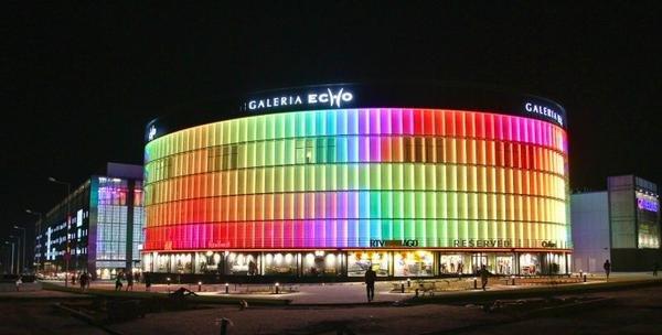 מרכז קניות Galeria Echo