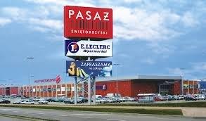 מרכז קניות Pasaz Swietokrzyski
