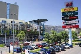מרכז קניות Klif בורשה