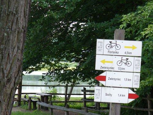 השכרת אופניים - Lubelskie