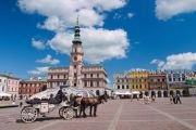 העירייה ב Zamosciu - Lubelskie