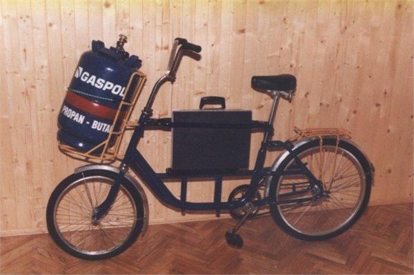 מוזאון אופניים ב Golebiu