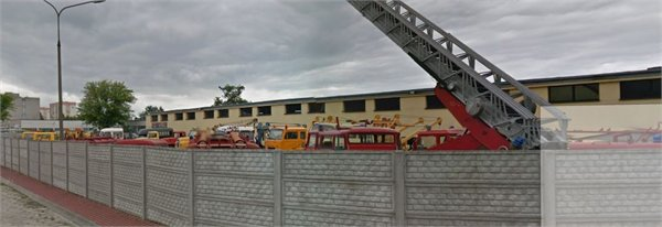 מוזאון רכבי גרר ושירותי הצלה בPulawach