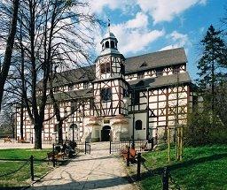כנסיית השלום ב Jawor - Dolnoslaskie