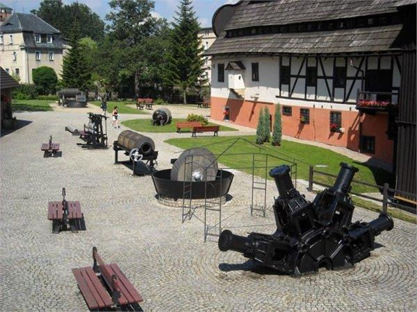 מוזאון לנייר ותעשיית יצור נייר ב Duszniki Zdroj