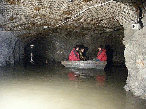 מוזאון תת קרקעי - בונקר של היטלר ב Gluszyca - Dolnoslaskie
