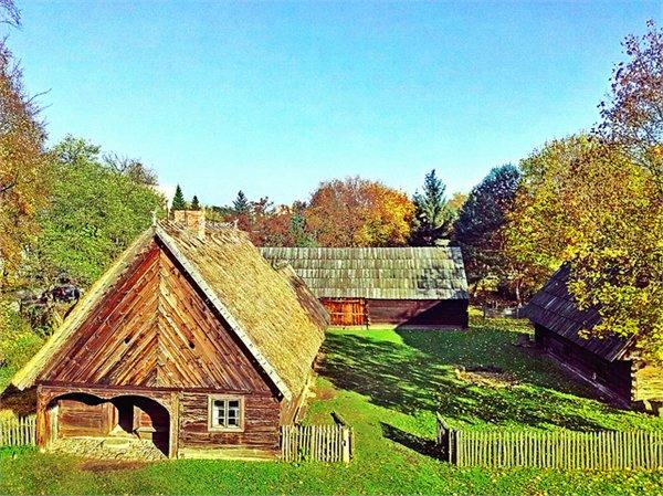המוזיאון האתנוגרפי בטורון - Kujawsko-Pomorskie