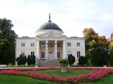 מוזאון Palac Lubostron - Kujawsko-Pomorskie