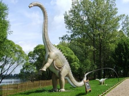 פארק דינוזאורים  Zaurolandia