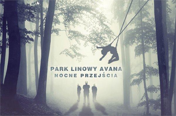 Park Linowy AVANA - פרק חבלים