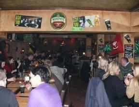 IRISH CLUB - מועדון אירי - מסעדות