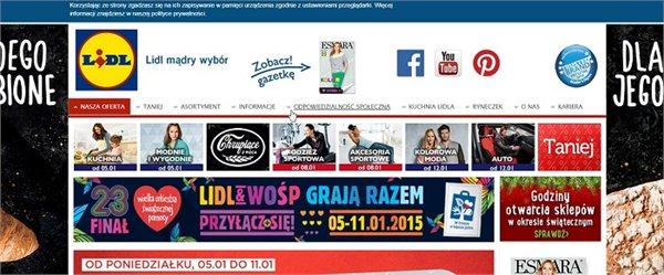 Lidl  Spozywcze - מרכז קניות