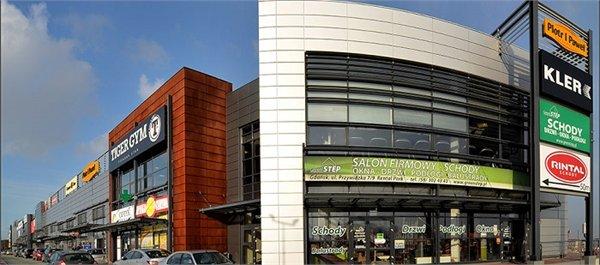 מרכז קניות Rentalpark